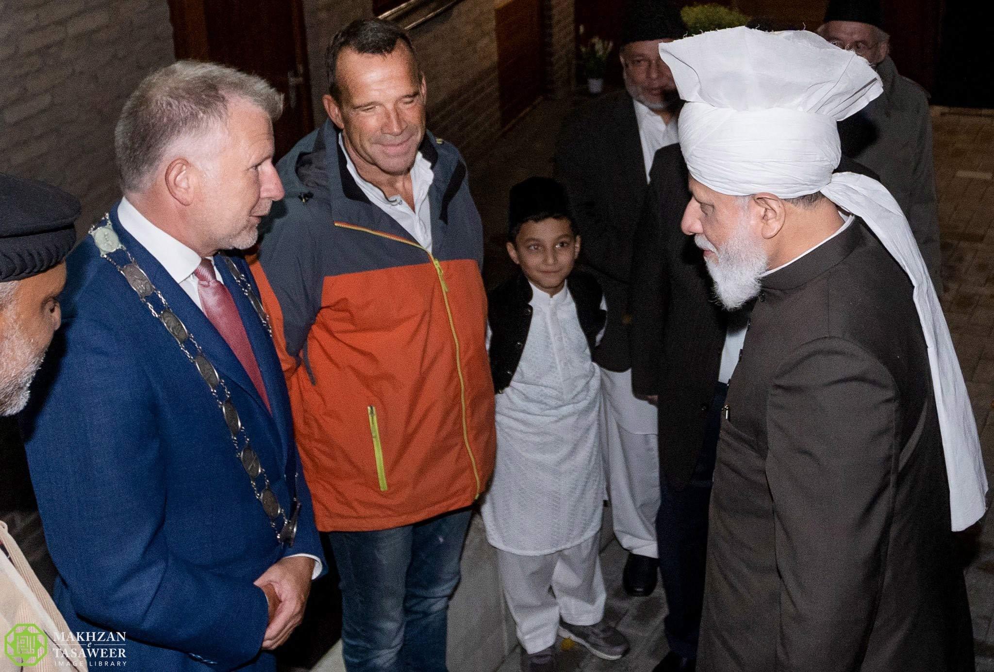 ислам ыйман дин голландия мечит мусулман халифат халифа