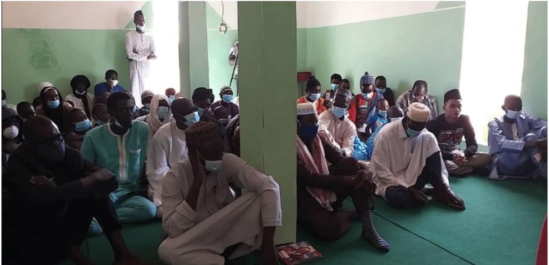 Сенегалдагы Ахмадия Мусулман Жамааты