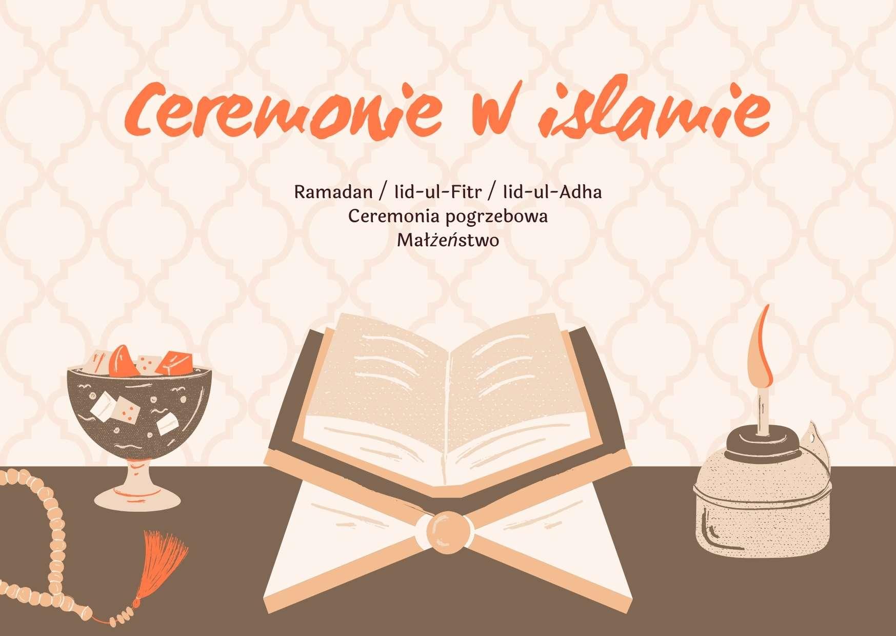 Ceremonie w islamie