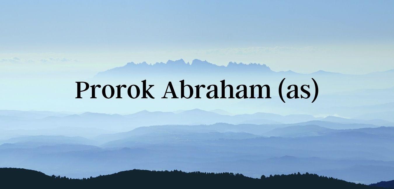 Prorok Abraham