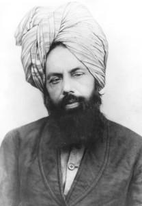 Его Святейшество Мирза Гулам Ахмад (1835-1908) из Кадиана (мир ему), Обетованный Мессия (мир ему) и Имам Махди.