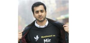 Talha Ahmad Mir izjava ljubezen