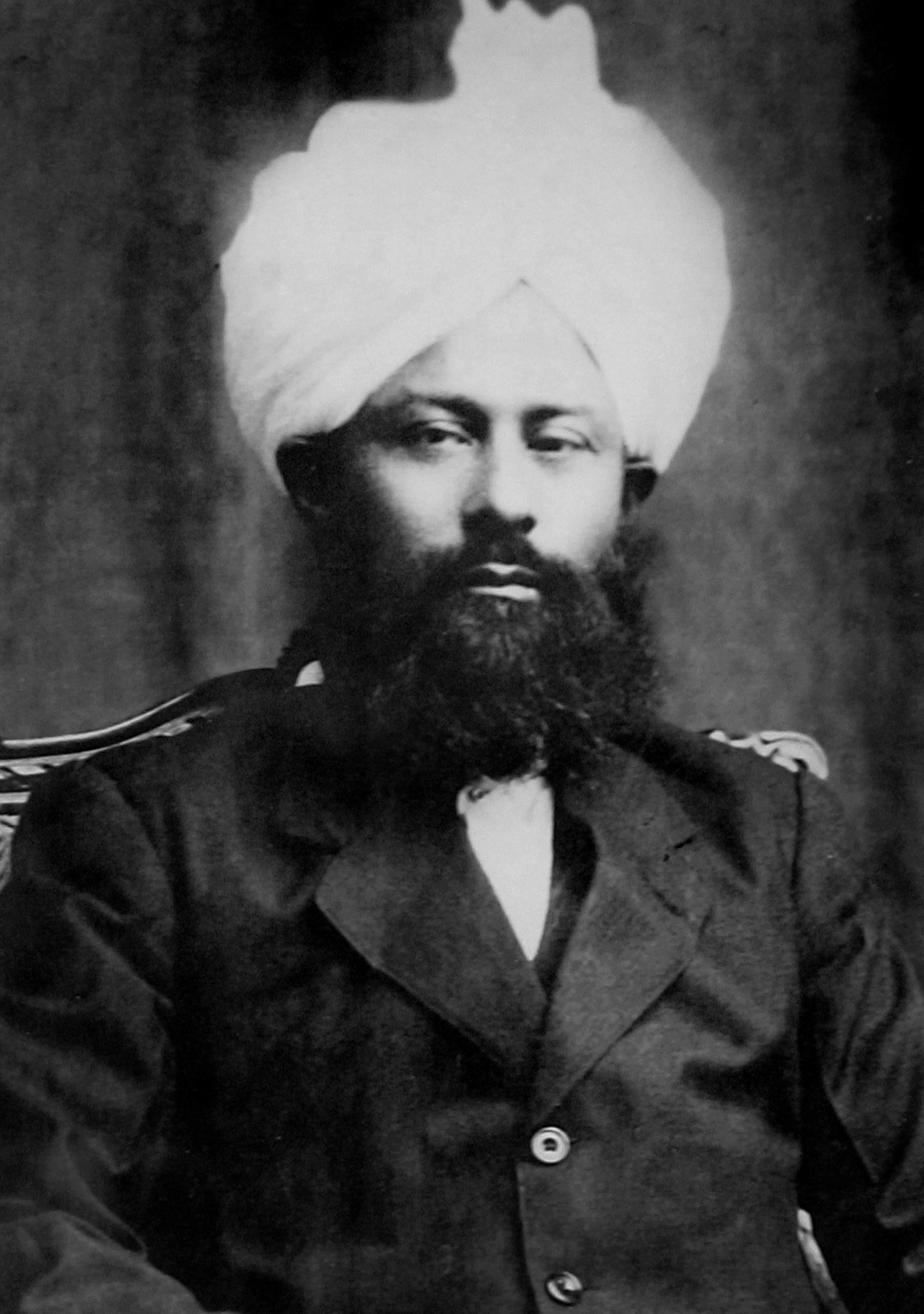 Hazreti Mirza Bašir-ud-Din Mahmud Ahmad