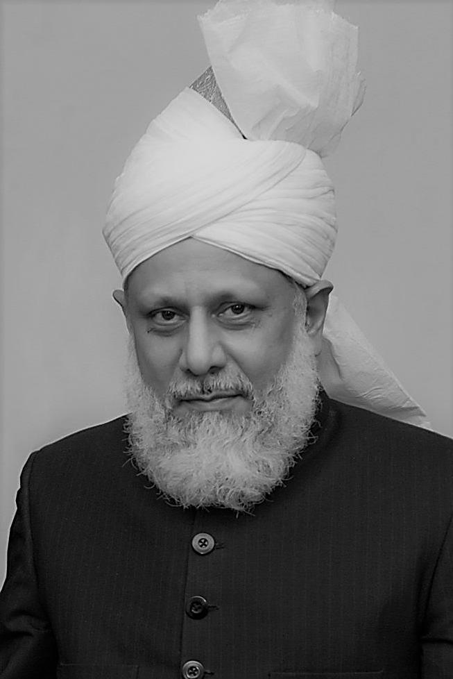 Hazreti Mirza Masroor Ahmad