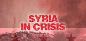 Kriza v Siriji