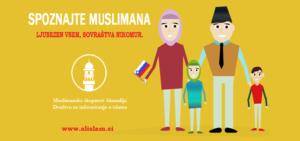 Spoznajte muslimana