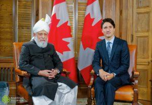 Predsednik Trudeau