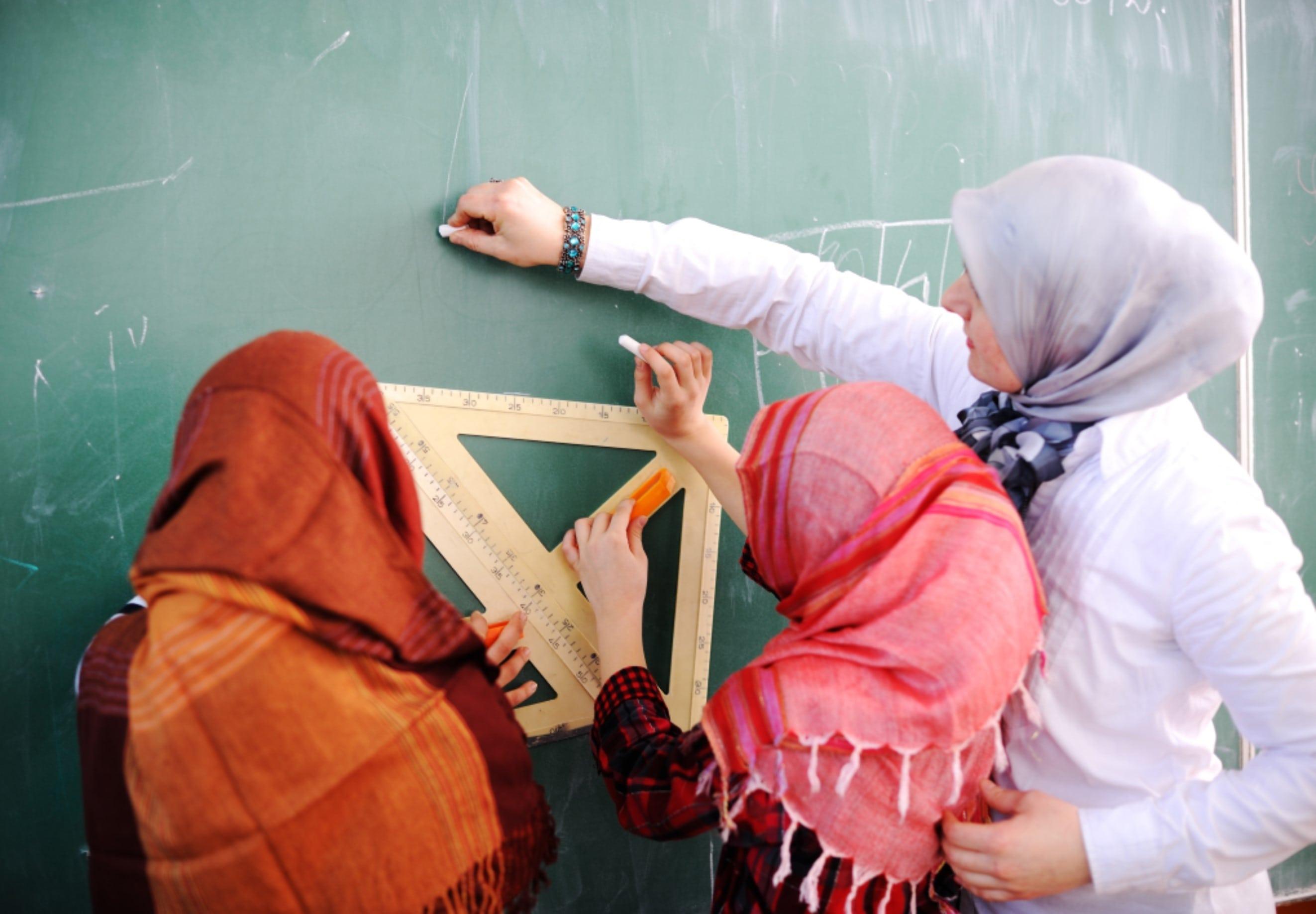 Polozaj zensk v islamu