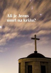 Jezus na križu