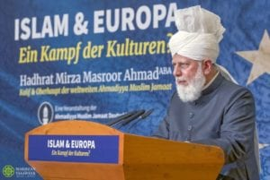 Islam in Evropa spopad civilizacij